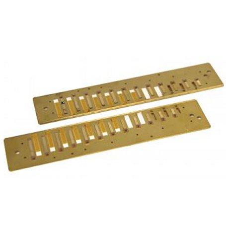 Hohner Super Chromonica 270/48 Reed Plates