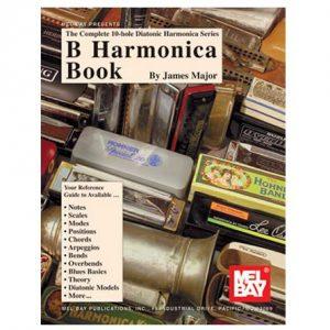 B Harmonica Book