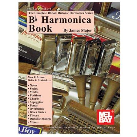 Bb Harmonica Book