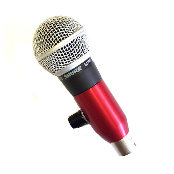 BlowsMeAway Ultimate 58 Low z Microphone