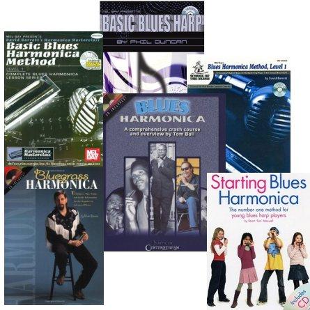 Blues Harmonica Books