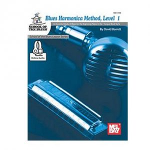 Blues Harmonica Method Level 1