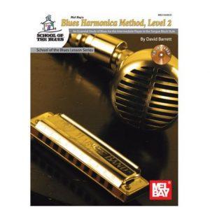 Blues Harmonica Method Level 2