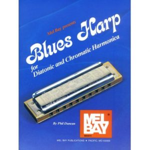 Blues Harp for Diatonic and Chromatic Harmonica Harmonicas Direct