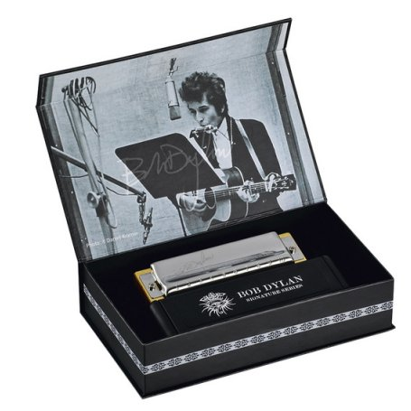 Bob Dylan Signature Series Key C