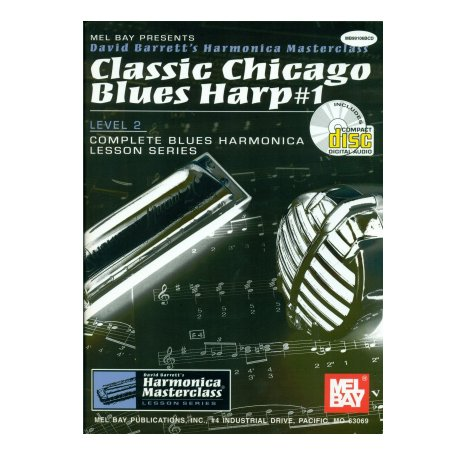 Classic Chicago Blues Harp 1