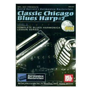 Classic Chicago Blues Harp #2
