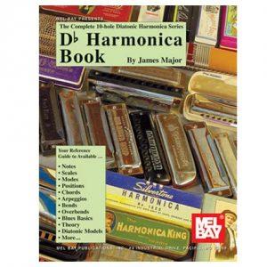 Db Harmonica Book