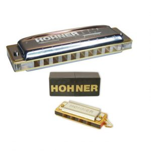 Hohner 360 and Little Lady harmonicas