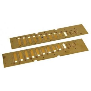 Hohner CX12 Reed Plates