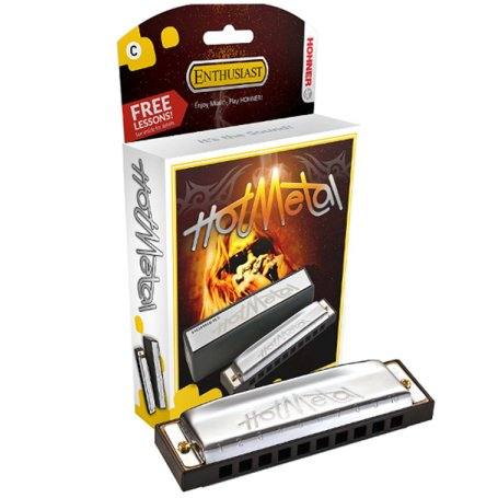 Hohner Hot Metal