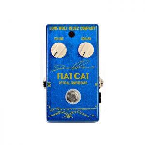 Lone Wolf Jason Ricci Flat Cat Harmonicas Direct