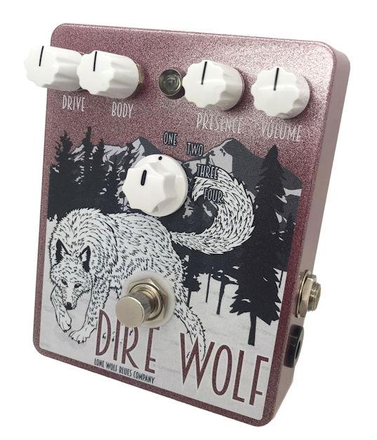 Lone Wolf Dire Wolf