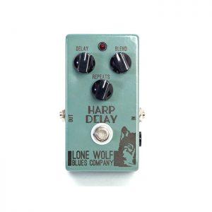 Lone Wolf Harp Delay Harmonicas Direct