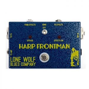 Lone Wolf Frontman