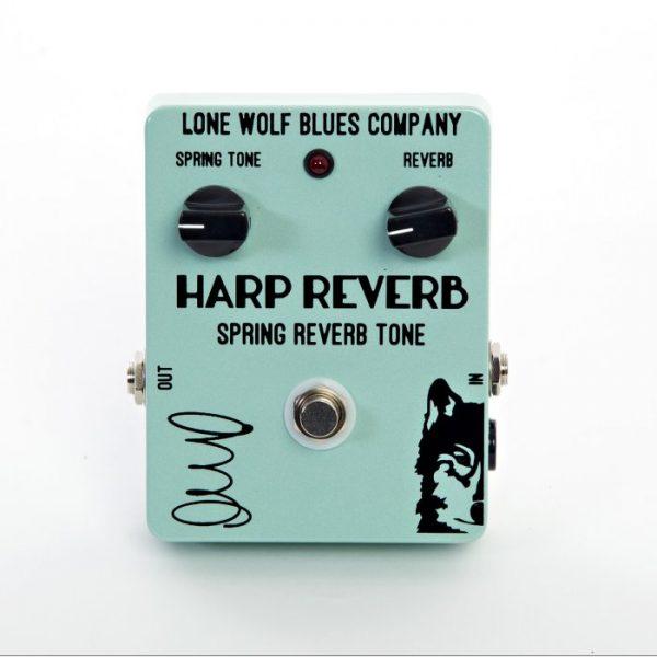 Lone Wolf Harp Reverb Harmonicas Direct