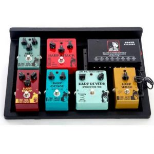 Effects Pedals by Lone Wolf
