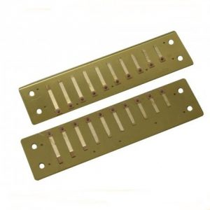 Hohner Marine Band Deluxe Reed Plates Harmonicas Direct