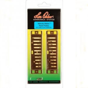 Lee Oskar Harmonic Minor Reed Plates