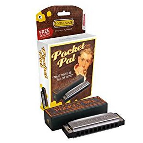 Hohner Pocket Pal Harmonica