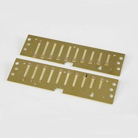 Hohner Rocket Reed Plates