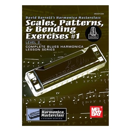 Scales, Patterns, and Bending Exercises #1