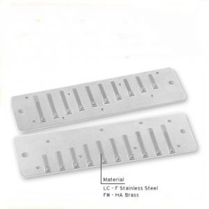 Seydel Session Steel Reed Plates