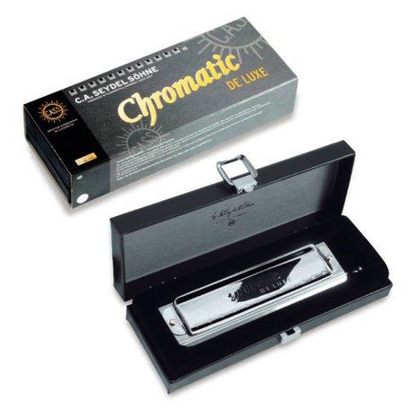 Seydel Chromatic Deluxe Harmonicas Direct