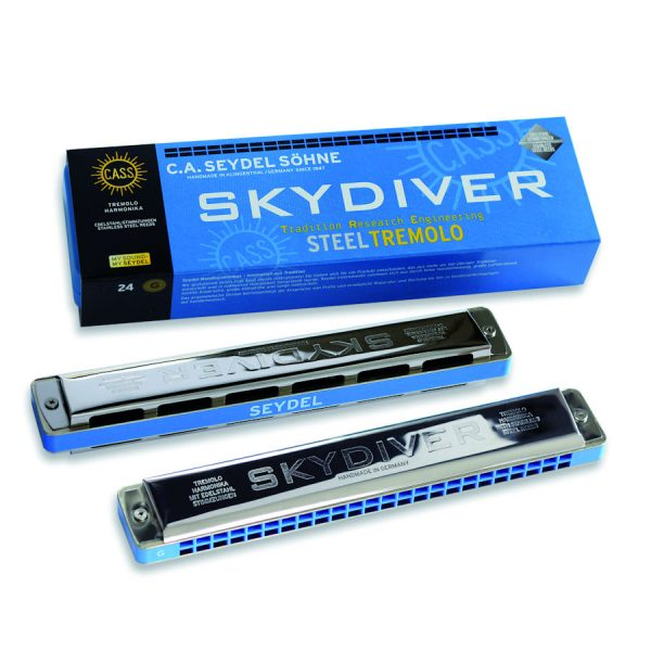 Seydel Skydiver Harmonicas Direct