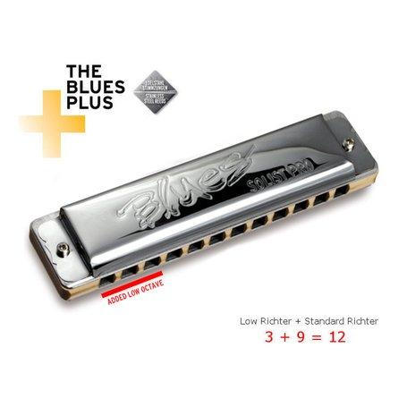 Seydel Solist Pro 12 Steel Harmonicas Direct