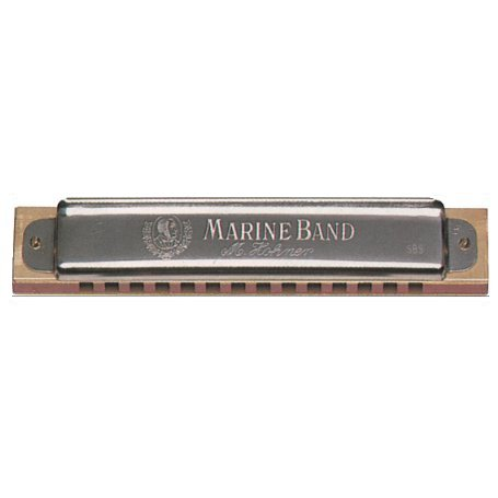 Hohner Steve Baker Special harmonica
