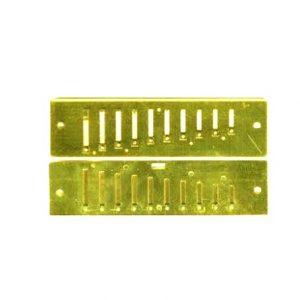 Aero Reed Harmonica Reed Plates