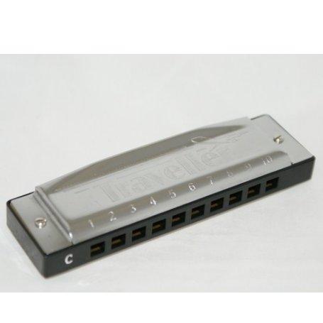 Hohner Traveller harmonica