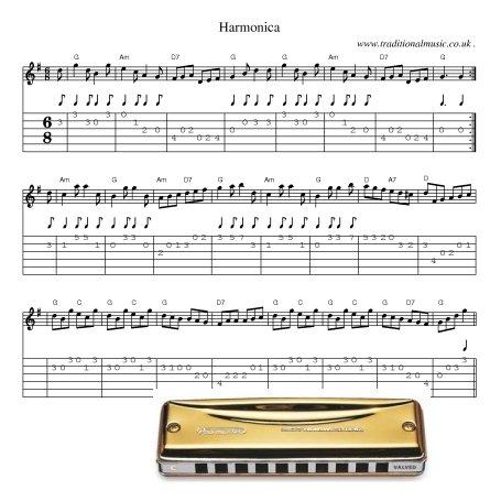 Harmonica Tune Books