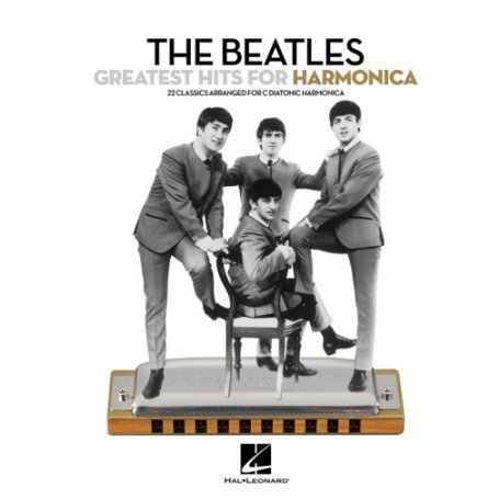 Beatles Greatest Hits for Harmonica