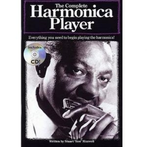 The Complete Harmonica Player Harmonicas Direct