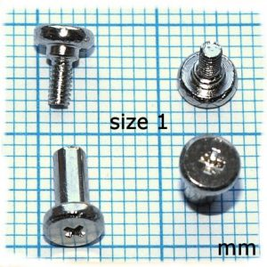 Seydel Cover Plate Screws Harmonicas Direct