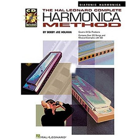 Diatonic Harmonica Method