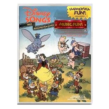 Disney Song Book for Harmonica