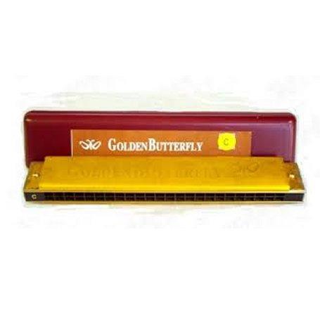 Golden Butterfly Tremolo