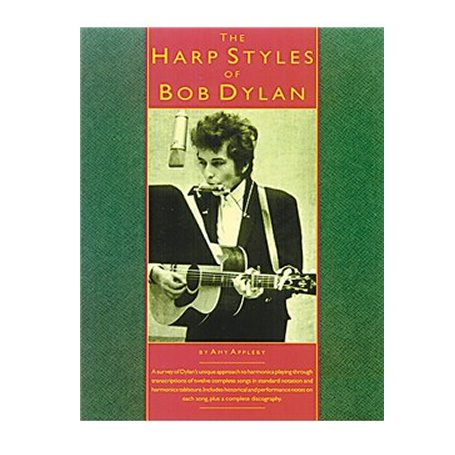 The Harp Styles of Bob Dylan Harmonicas Direct