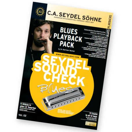 Seydel Soundcheck V2 Blues Playback