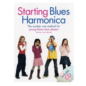 Starting Blues Harmonica Harmonicas Direct