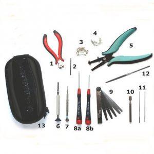 Seydel Harmonica Tool Set