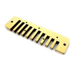 Seydel 1847 Classic Wood Comb Harmonicas Direct