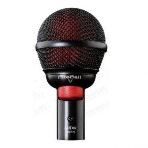 Audix FireBall V Microphone Harmonicas Direct