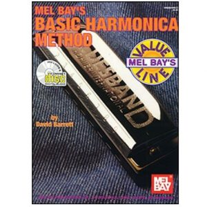 Basic Harmonica Method Harmonicas Direct