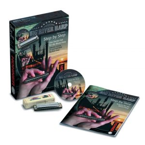 Blues Step by Step Starter Kit Harmonicas Direct