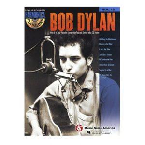 Bob Dylan Play Along Vol 12 Harmonicas Direct