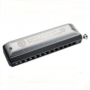 Hohner Discovery 48 Harmonicas Direct